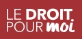 Site web ledroitpourmoi image logo