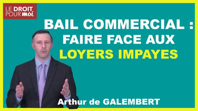 Bail commercial : faire face aux impayés de loyers