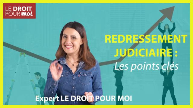 Redressement judiciaire : 5 points clés pour comprendre