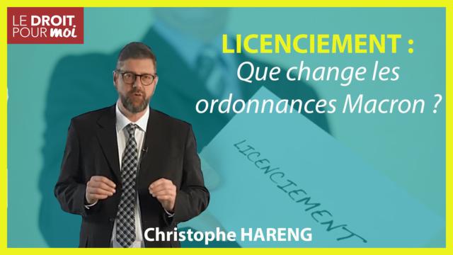 La lettre de licenciement : ce qui change avec les ordonnances Macron