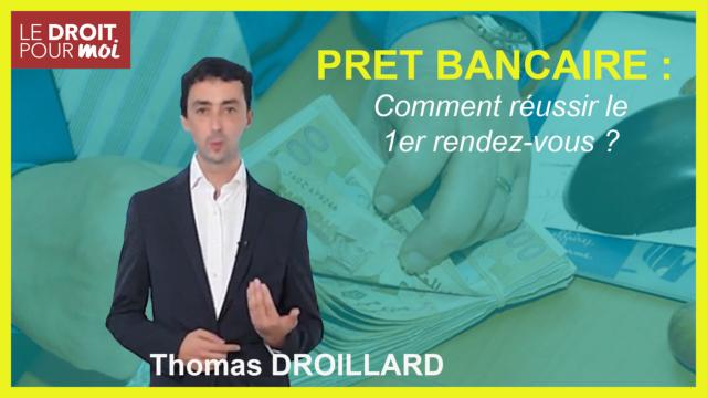 Prêt bancaire : comment réussir le 1er rendez-vous avec son banquier