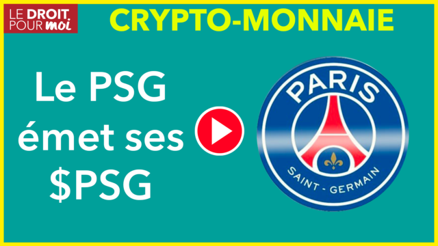 La crypto-monnaie du PSG