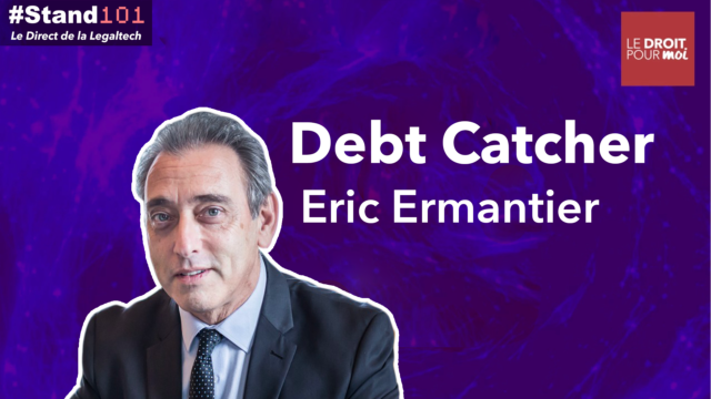 ? #Stand101 avec Eric Ermantier de Debtcatcher