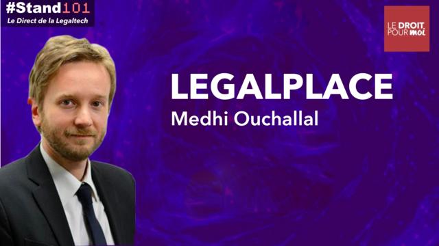 🔴 #Stand101 avec Mehdi Ouchallal de Legal Place