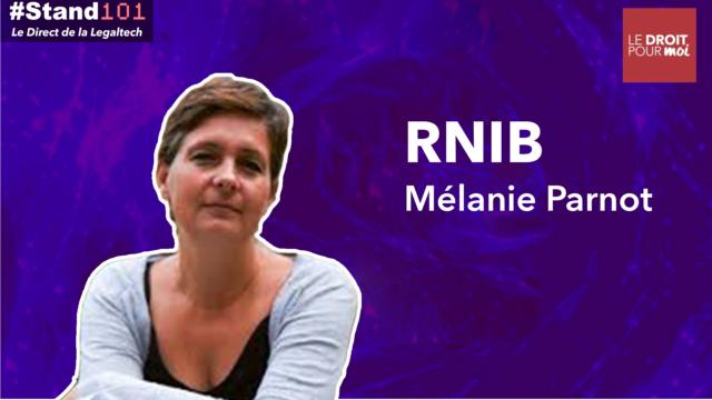 ? #Stand101 avec Mélanie Parnot