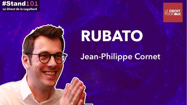 ? #Stand101 avec Jean-Philippe Cornet qui présente Rubato