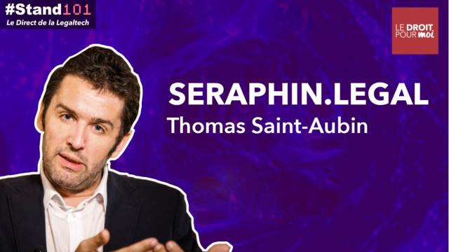 🔴 #Stand101 avec Thomas Saint-Aubin de Seraphin.Legal