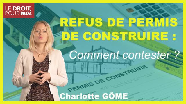 Contester un refus de permis de construire