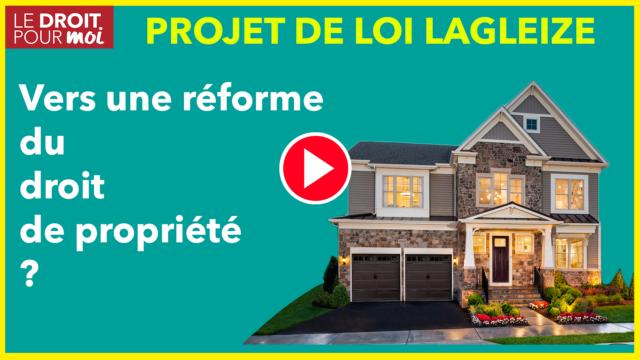 Réforme du droit de propriété