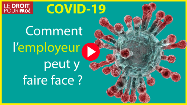 Employeur face au coronavirus : que faire ?