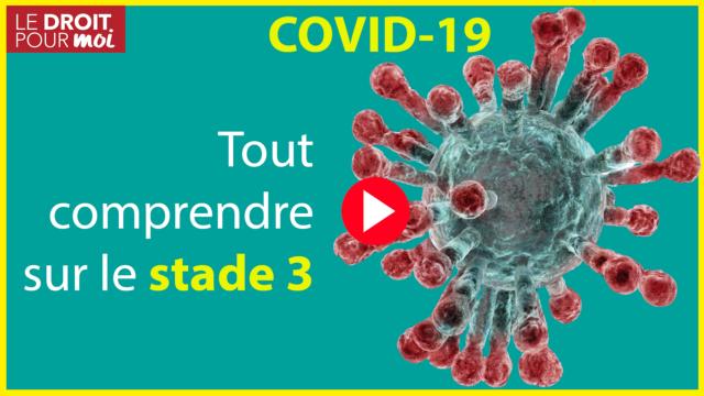 Covid-19 : la France passe au stade 3 ?