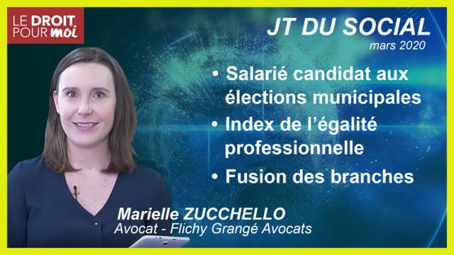 JT du Social - Mars 2020
