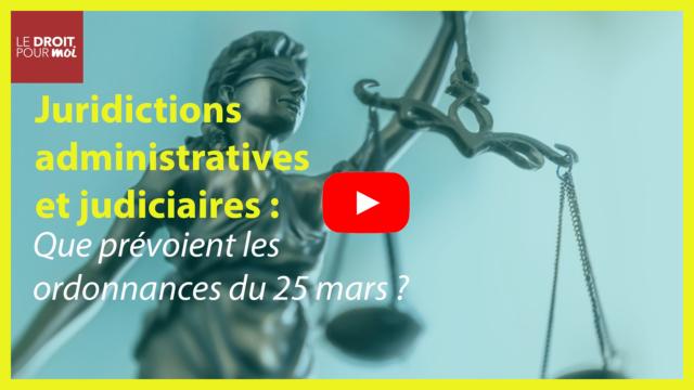 #Covid-19 : Nouvelles mesures applicables aux juridictions