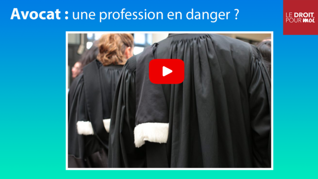 Avocat : une profession en danger ?