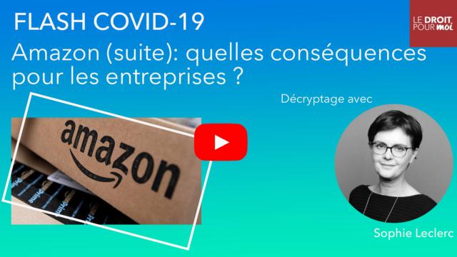 Amazon (suite) : que dit l'arrêt de la Cour d'appel de Versailles ?