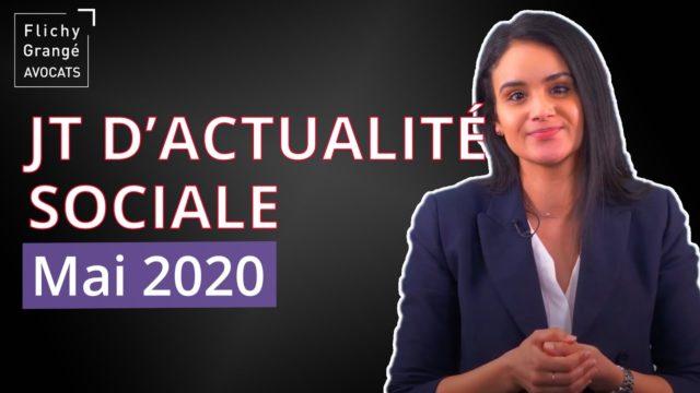 JT du social - mai 2020