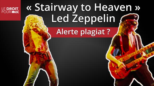 Led Zepplin : l'immense chanson « Stairway to Heaven » est-elle un plagiat ?