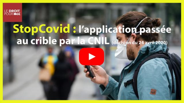 StopCovid : le projet d'application criblé par la CNIL