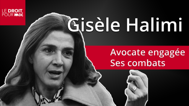 Gisèle Halimi : avocate engagée et féministe, ses combats