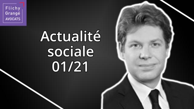 JT du Social - Janvier 2021
