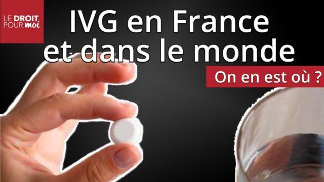 IVG en France et dans le monde : où en est-on en 2021 ?