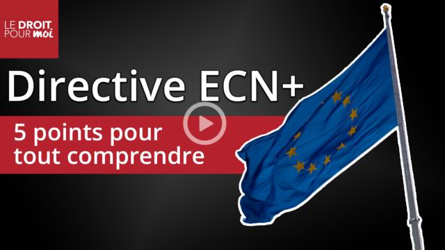 Directive ECN+ : transposition à venir en droit de la concurrence