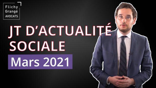 JT du Social - Mars 2021