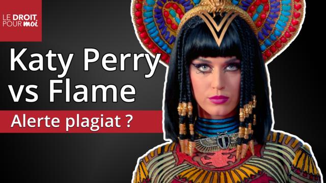 Katy Perry vs Flame : « Dark Horse » est-il un plagiat de « Joyful Noise » ?