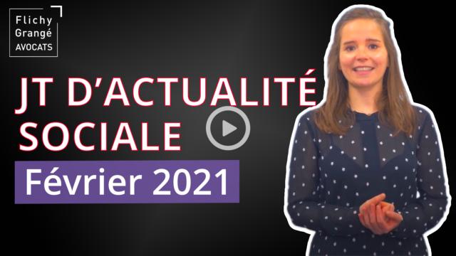 JT du Social - Février 2021