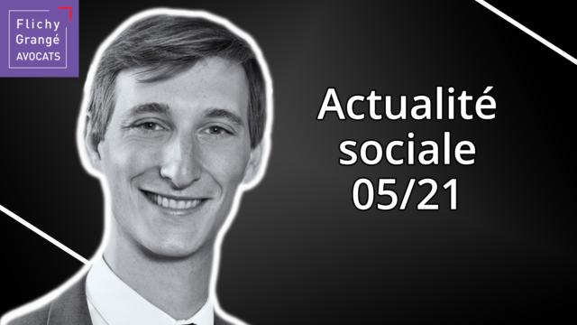 JT du Social - Mai 2021
